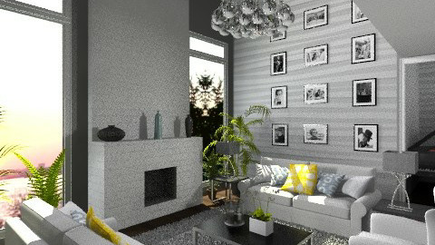 living room - Living room  - by DaMarrie Grisby
