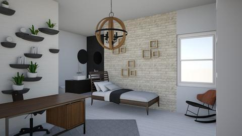 2nd Floor - Bedroom - by SIMONA_PT