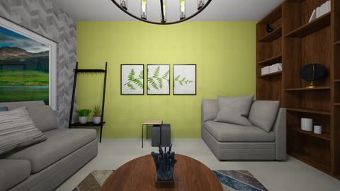 viajem - Living room  - by bruna matos