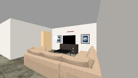 living  - Living room - by aortizdimas21