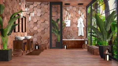ORGANIC BATH - Modern - Bathroom  - by RS Designs