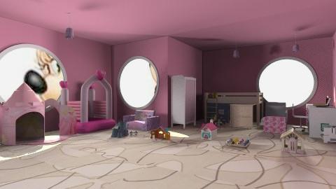 my bedroom - Bedroom - by KEJSI TOLA