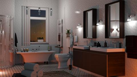 M_ MCB - Bathroom  - by milyca8