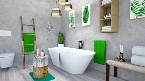 Citizen OAK - Modern - Bathroom  - by zayneb_17