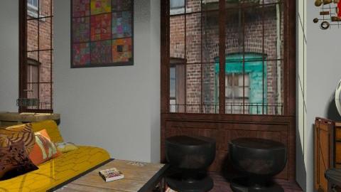 my biz ind4 - Eclectic - Office  - by Yoshi Yogataga