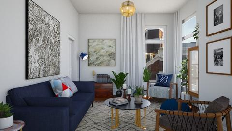 Eclectic Living - Eclectic - Living room - by martinabb