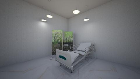 Hospital - Bedroom  - by doMincK07