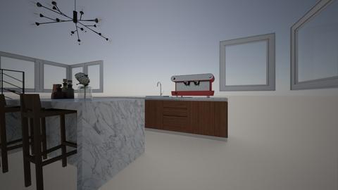 kitchen - Modern - Kitchen  - by aninehs
