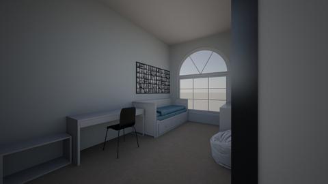 my room  - Bedroom - by horsebunny9