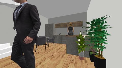 1 2 3 4 verdiep - Modern - Office  - by elisa_k15