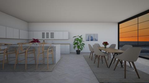 Kitchen - Kitchen  - by Tanem_Cagla