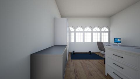 Lorenz room - Modern - by lorenzo07