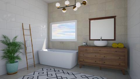 MCB - Bathroom  - by tj94