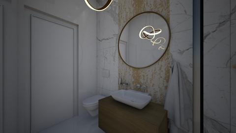 lazienka k - Bathroom  - by kgolla
