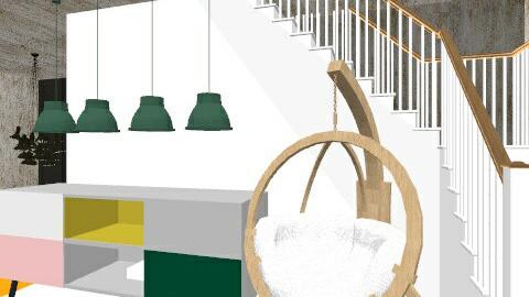 jhgkhjvghjgcfgd - Minimal - Living room - by alaralicious