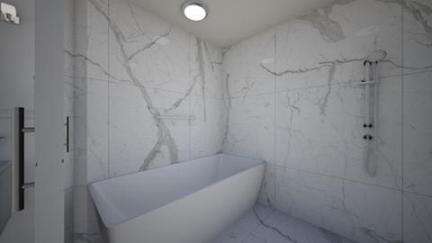 Mr  Mrs Holt Updated - Bathroom  - by DHRGW