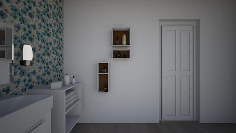 bathroom - by heartfordesign