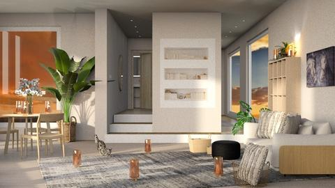 Small living area - Modern - Living room  - by Pheebs09