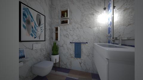 El Bosque - Bathroom  - by flacazarataca_1