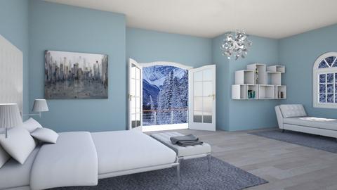 Zodiac Sign Bedroom - Bedroom - by Tzed Design