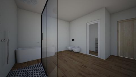 Lazienka - Bathroom  - by tomaszbak72