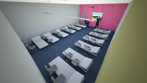 reha physio 2 big class - Minimal - Office - by ebikis