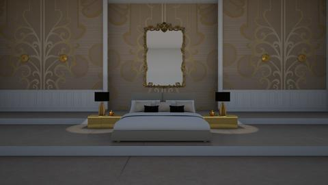 Paco Rabanne - Glamour - Bedroom - by Elenny