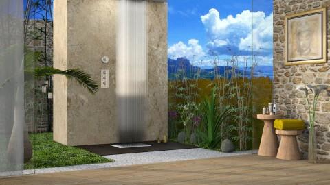 Enjoy the shower - Bathroom  - by meggle