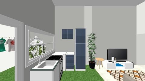 NEW POJOK - Office  - by erdiantisandi