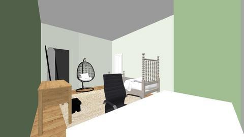 kamer nnora - Bedroom  - by noortje2007