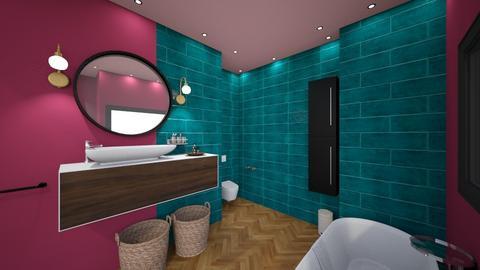 Badkamer - Bathroom  - by AnneXSophie