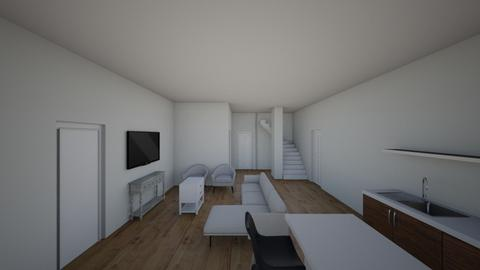 house N2 - Living room - by Niva T
