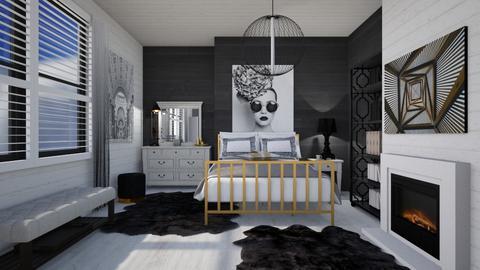 BWG - Modern - Bedroom  - by augustmoon