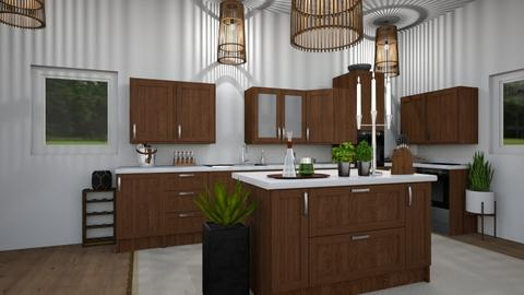 MC Kitchen - Classic - Kitchen - by Isaacarchitect