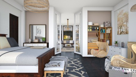 Classic Dutch House - Living room - by honeyflowers20