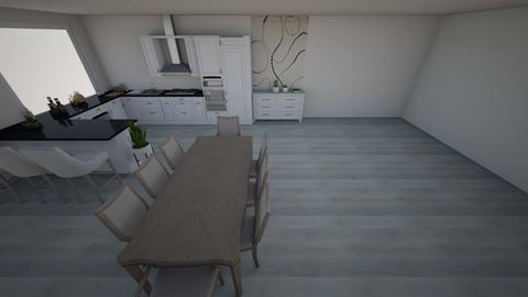 bright kitchen 6 - Modern - Kitchen - by kantorjanos