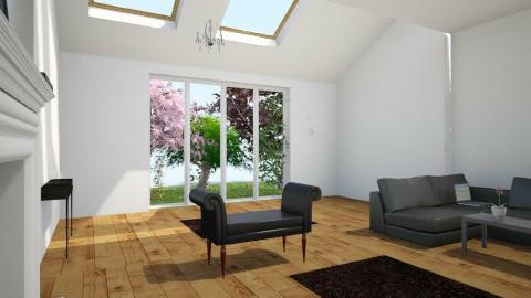 living room - Glamour - Living room  - by marvelentza