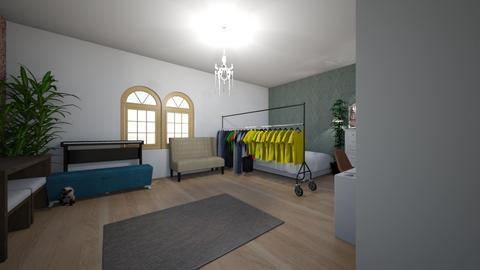 Mitt rum - Bedroom  - by melodifestivalen