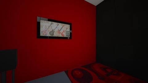 super krasse rap studio - Modern - Office  - by minecraftcool