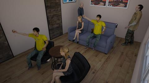 Game room v3 - by bpsmith44