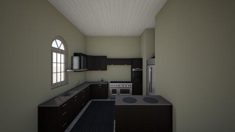 country kitchen_1 - Country - Kitchen  - by ML_Designs79