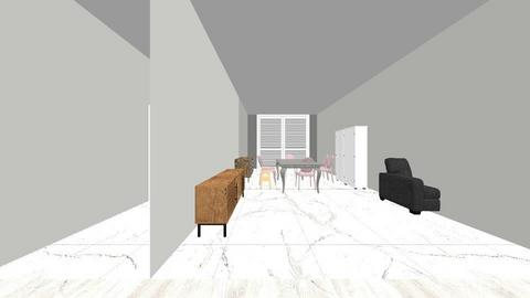 apartment 01 d - Modern - by kadrma