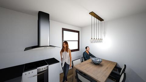 Bucatarie - Kitchen  - by dumytr3scu