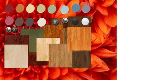 flower color - by RAWAN UNICORN