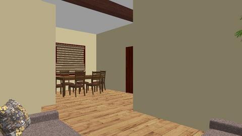 Hall - Modern - Living room  - by vahidtp