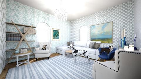 Kosara  - Living room  - by ksmKOSARA