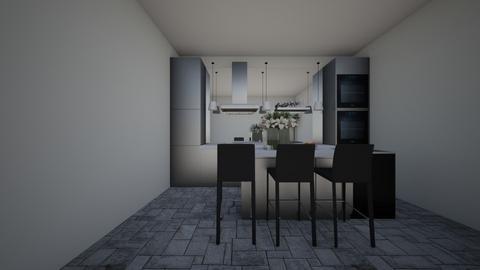 bellas kitchen - Kitchen  - by belladev
