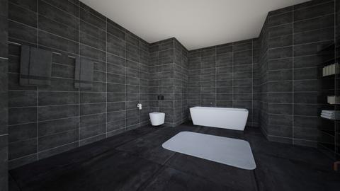 casa de banho - Bathroom  - by joao555