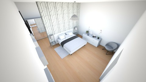 3 Bedrooms and 2 Bathrooms - Modern - Kids room  - by AnaCatarina