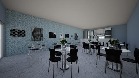 Glamour french restaurant - Glamour - by AJLoveDesigns